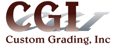 CGI Custom Grading Logo